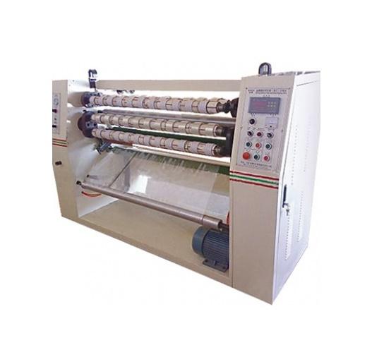 胶带机-胶带分切机前上料和后